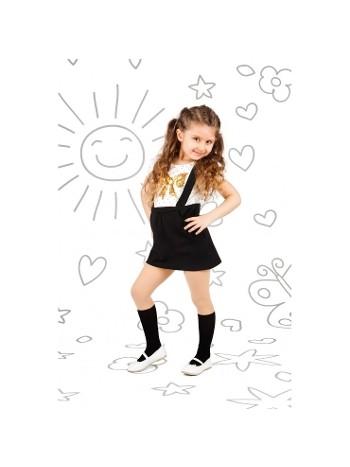 Daymod Bot Çorabı Çocuk Külotlu D2121015