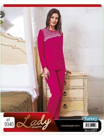 Brodeli Pijama Lady 9340