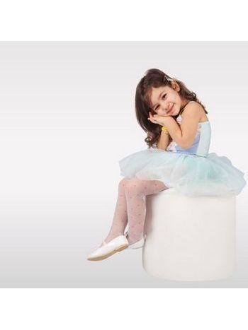 Daymod Çağla Aksesuarsız Çocuk Külotlu Çorap D2121018