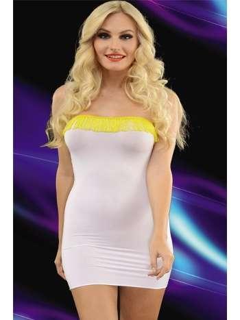La Blinque Clup Mini Elbise 6088