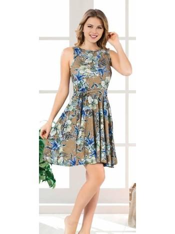 ÇOK ŞIK Bayan Elbise HMD 70082