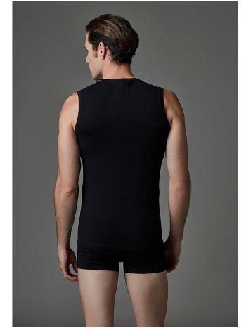 Compact O Yaka Kolsuz T-Shirt 2 li Eros ERS 003