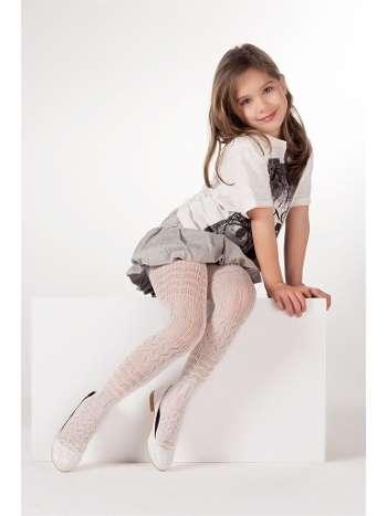 Daymod Daisy Desenli Külotlu Çocuk Çorabı