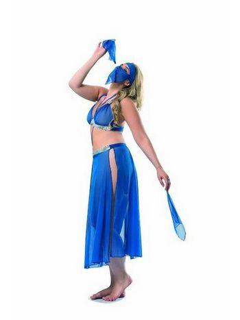 Dansöz Kostümü Denizgülü 6077