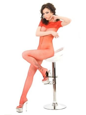 La Blinque Dantelli Vücut Çorabı 997