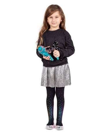 Daymod Helen Çocuk Külotlu Çorap D2122070