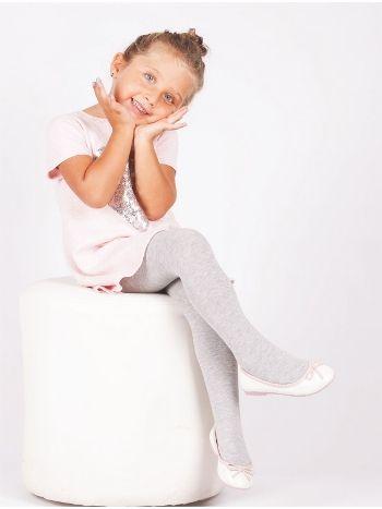 Daymod Soft Bambu Simli Çocuk Külotlu Çorap D2127001