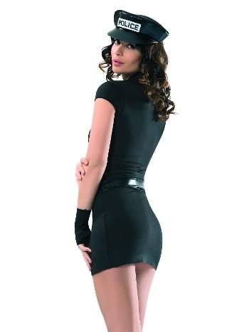 Denizgülü Sexy Polis Kostümü 6111