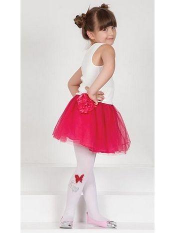 Daymod Derin Desenli Külotlu Çocuk Çorabı