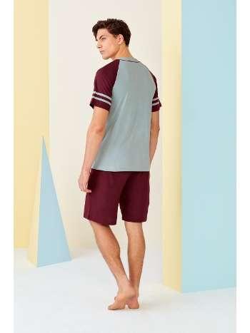 T-Shirt & Şort Takım Erkek Doreanse 4513