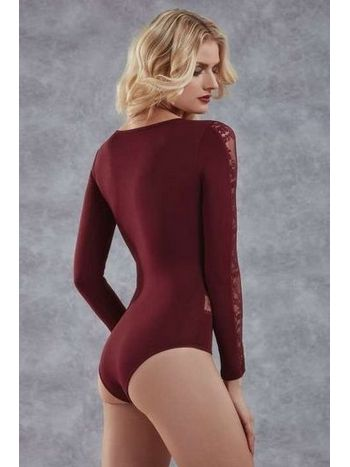 Bayan Bodysuit Avantgarde Doreanse 12415