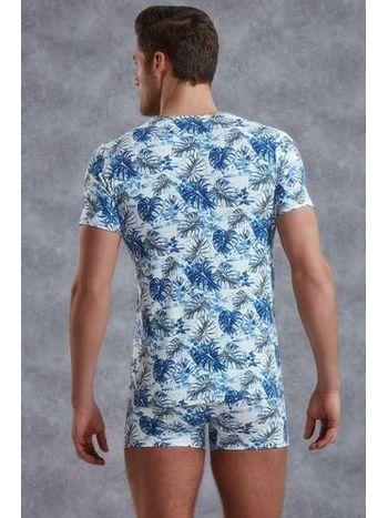 Erkek T-shirt Imprime Doreanse 2540