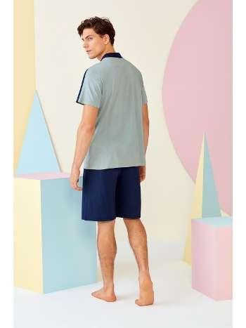 T-Shirt & Şort Takım Erkek Doreanse 4512