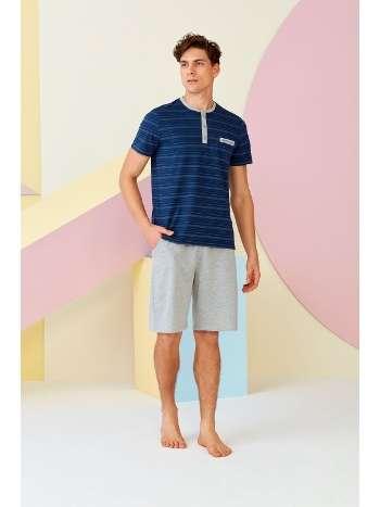 T-Shirt & Şort Takım Erkek Doreanse 4516