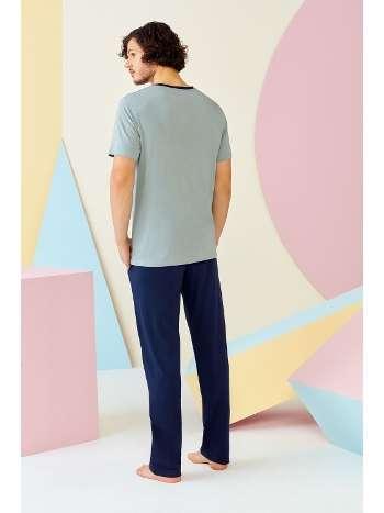 T-Shirt & Pantolon Takım Erkek Doreanse 4501
