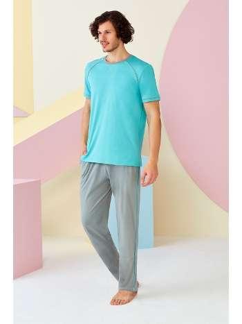T-Shirt & Pantolon Takım Erkek Doreanse 4504