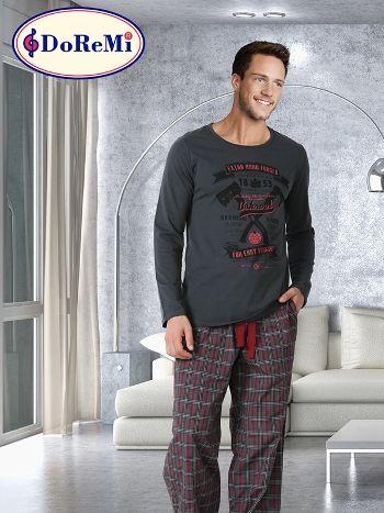 DoReMi Dark Damon Erkek Pijama Takımı