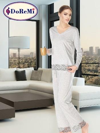 Doremi Romance Pijama Takım