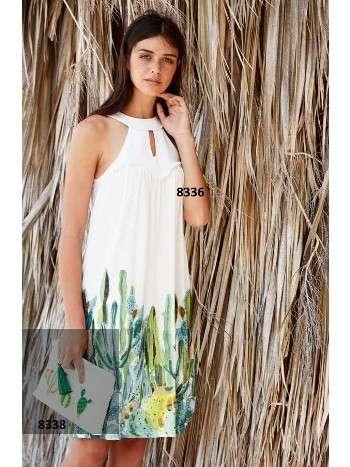 Elbise Penye Mood 8336