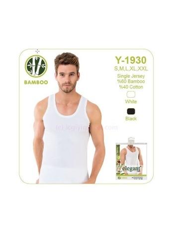 Elegant Erkek Bambu Atlet Öztaş Y1930