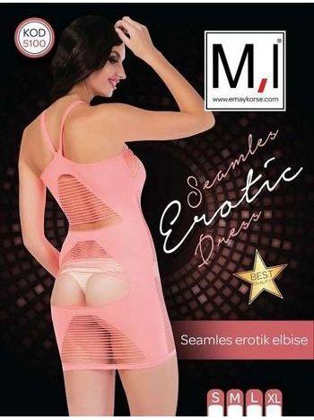 Emay 5100 Dikişsiz Sexy Elbise
