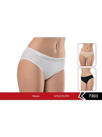 Ribana Pliseli Bikini -3 lü Paket Erdem 7503