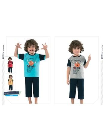 Erdem 9274 Erkek Çocuk Pijama Süprem