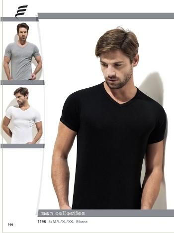 Ribana V Vaka Erkek T-Shirt -3 lü Paket Erdem 1198