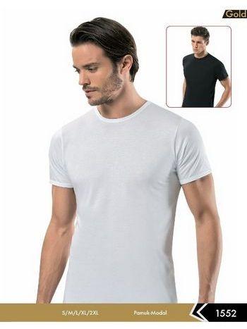 Modal Sıfır Vaka Erkek T-Shirt -3 lü Paket Erdem 1552