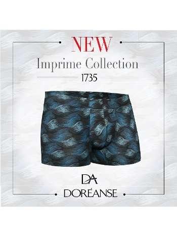 Erkek Baskılı Boxer Doreanse 1735