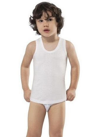 Erkek Çocuk Atlet Hmd E609