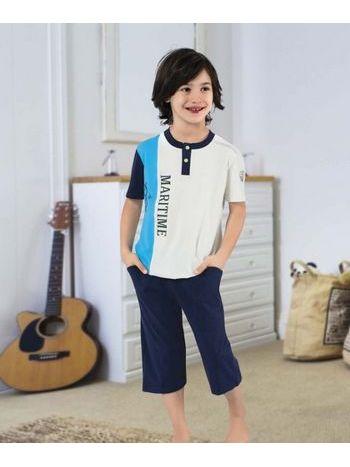 Erkek Çocuk Kapri Takım HMD 5362