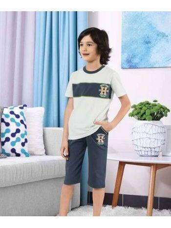 Erkek Çocuk Kapri Takım HMD 5365