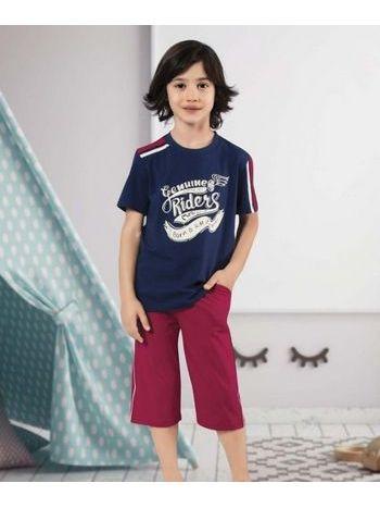 Erkek Çocuk Kapri Takım HMD 5368