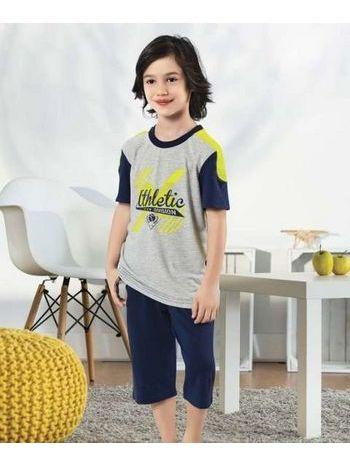 Erkek Çocuk Kapri Takım HMD 5370
