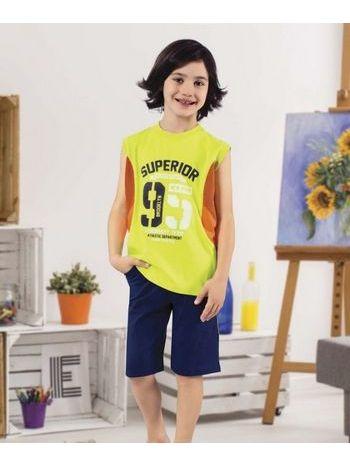 Erkek Çocuk Kapri Takım HMD 5373