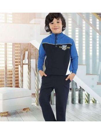 Erkek Çocuk Pijama Takım Hmd 5229
