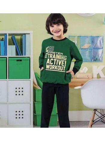 Erkek Çocuk Pijama Takım Hmd 5339