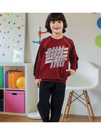 Erkek Çocuk Pijama Takım Hmd 5346