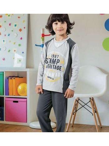 Erkek Çocuk Pijama Takım Hmd 5352