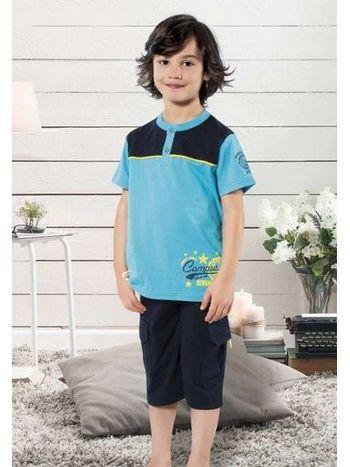 Erkek Çocuk Pijama Takımı HMD 5309