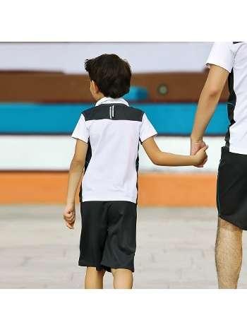 Erkek Çocuk T-Shirt Şort Takım Gallipoli 9723