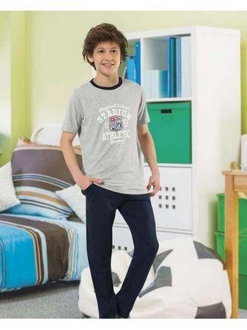 Erkek Garson Pijama Takım HMD 7036