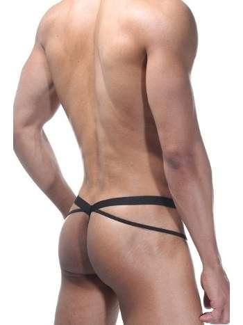La Blinque Erkek Parlak String Çamaşır 15233