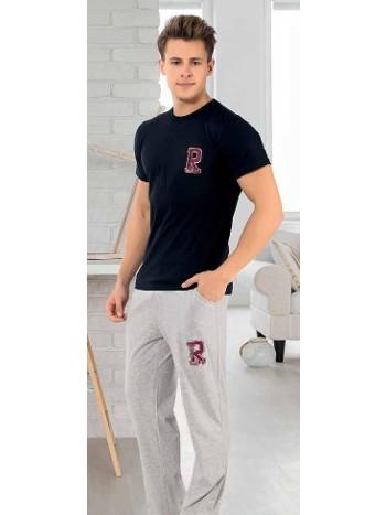 Erkek Pijama Takım HMD 30067