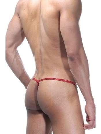 La Blinque Erkek Sarı-Kırmızı Amiğo String 15034