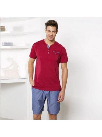 Erkek T-Shirt Şort Takım Goldenbay 4021