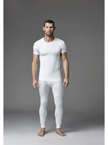 Erkek Termal O Yaka Kısa Kol T-Shirt Dagi D6120