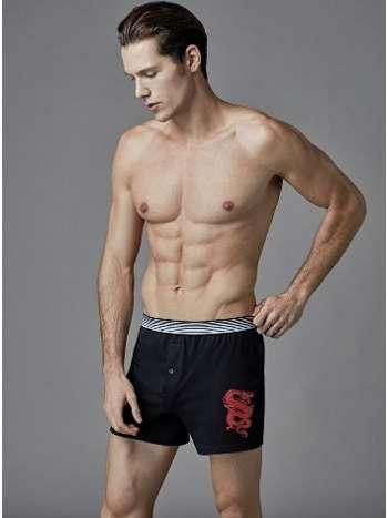 Eros ERS037 Erkek 2'li Boxer