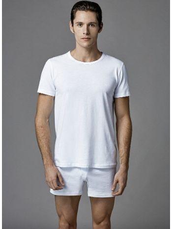 Eros ERS032 Erkek O Yaka 2li Kısa Kol T-Shirt